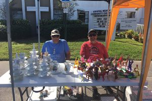Crystal Beach Church Craft Sale