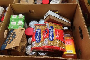 Crystal Beach Church Mission CAP Food Pantry